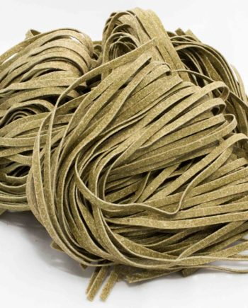 Borgatti's Whole Wheat Spinach Fettuccine Pasta